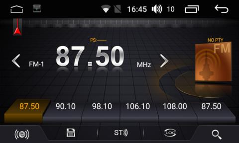 Штатная магнитола FarCar Winca s170 для Volkswagen Golf 05-12 на Android (L305)