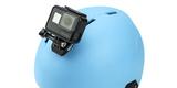 Переходник с быстросъемной площадкой SP Clip Adapter на шлеме с камерой