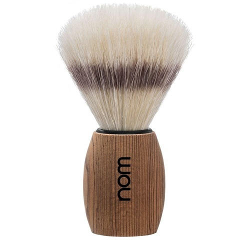 Помазок для бритья Nom кабан дерево ole41ps