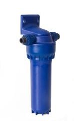 Корпус предфильтра Аквафор для холодной воды (синий) + картридж, арт.а2775