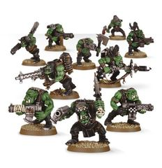 Start Collecting! Orks. Парни