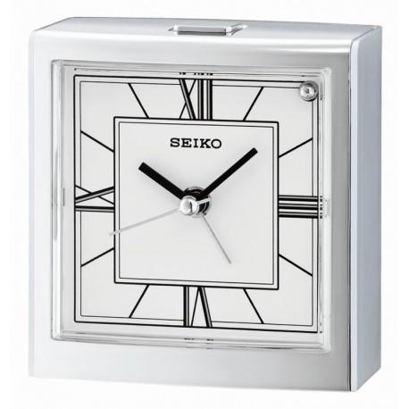 Настольные часы-будильник Seiko QHE123SN
