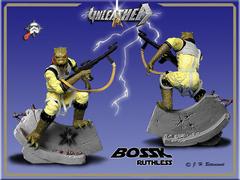 Star Wars Unleashed Bossk Bounty Hunter