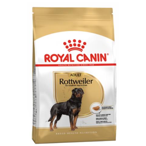 Royal Canin Rottweiler Adult (12 кг) для взрослых собак породы роттвейлер