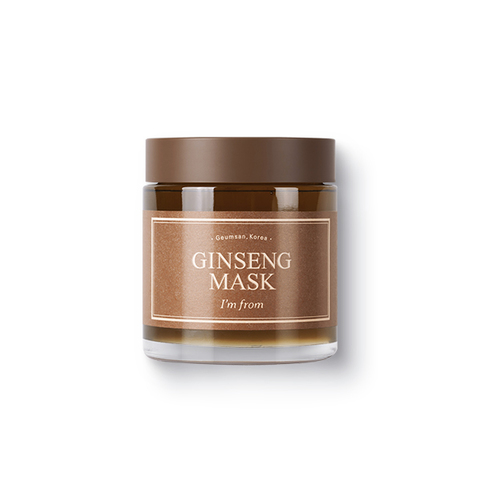 I'm From Ginseng Mask Маска для лица с женьшенем 120мл