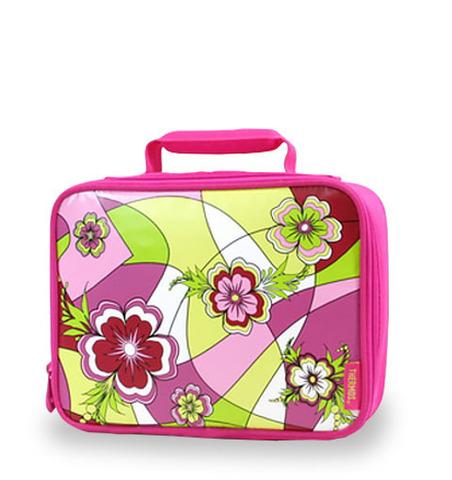 Термосумка детская Thermos Mod Floral Soft (розовая)