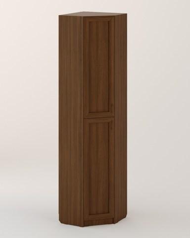 Шкаф угловой ШК-14  орех темный