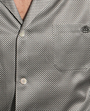 Мужская пижама с шелком B&B