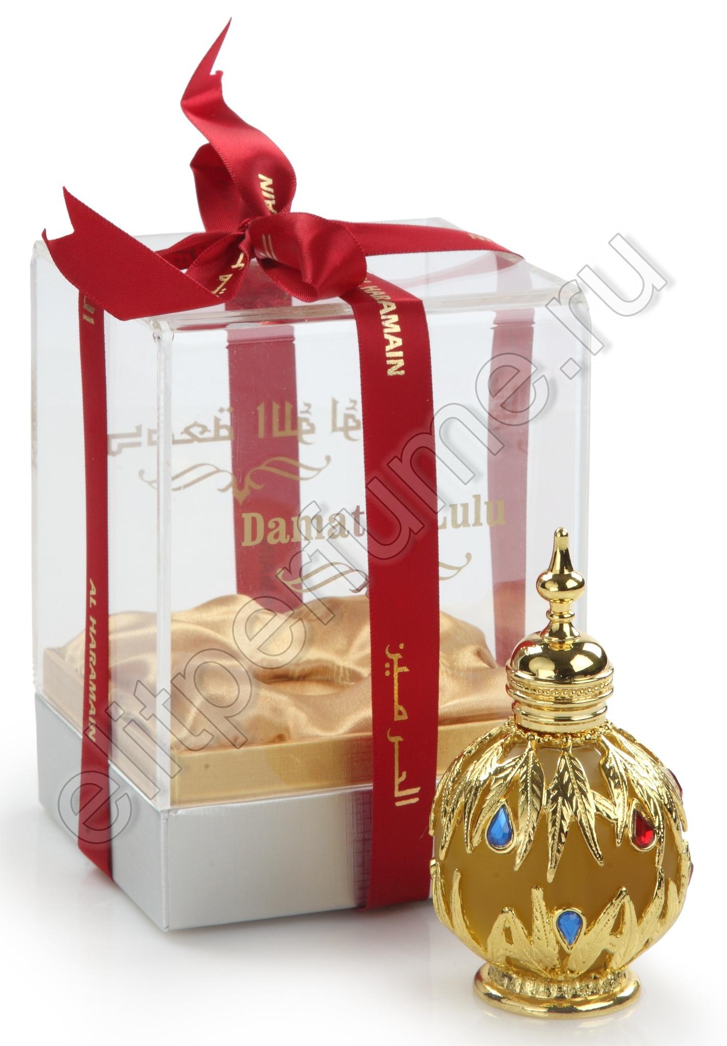 Пробники для духов Дамат Аль-Лулу Damat Al Lulu 1 мл арабские масляные духи от Аль Харамайн Al Haramin Perfumes