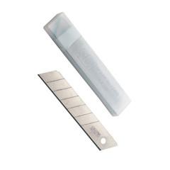 Лезвия сменные для универсальных ножей Attache Selection Supreme 25 мм сегментированные (10 штук в упаковке)