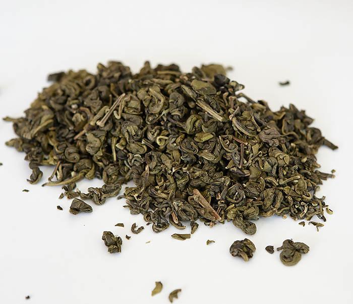 TEA-CH103 Зеленый чай «Изумрудные Спирали Весны» из Банна (Би Ло Чунь, 50 гр) фото 02