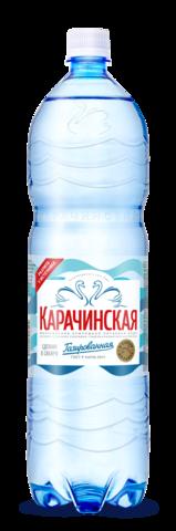 """Минеральная вода """"Карачинская"""" 1,5л"""