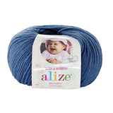 Пряжа Alize Baby Wool джинс 279