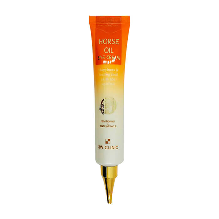 Крем Для Век (3W Clinic Horse Oil Eye Cream)
