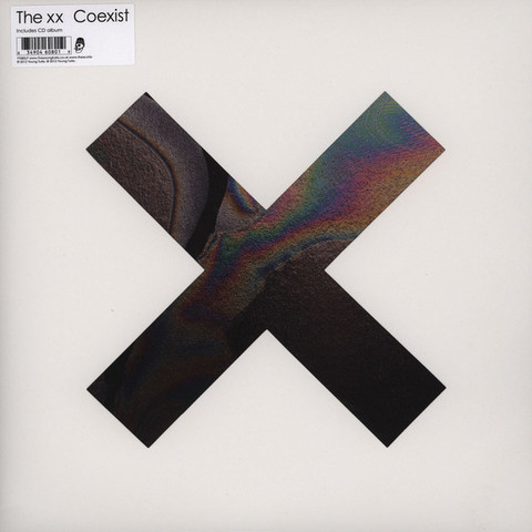 Виниловая пластинка. The xx