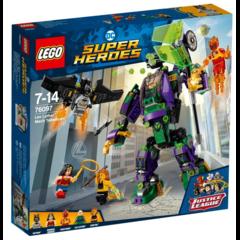 Super Heroes Сражение с роботом Лекса Лютора 76097
