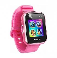 VTech Детские наручные часы Kidizoom - SmartWatch DX2, розовые (80-193853)