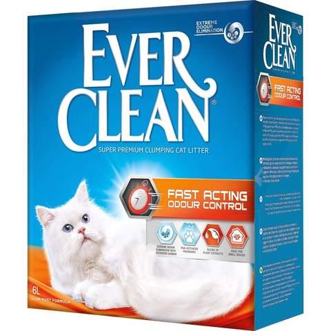 Купить Ever Clean Fast Acting