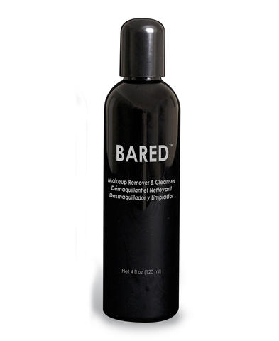 MEHRON Средство для снятия макияжа Bared Makeup Remover and Cleanser 4 oz., 120 мл