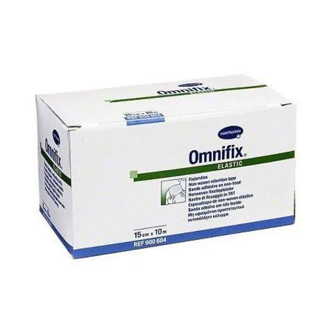 Омнификс Эластик - Omnifix Elastic, пластырь, 10м х 15см