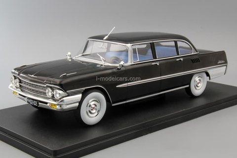 ZIL-111G black 1:24 Legendary Soviet cars Hachette #25
