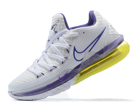Nike LeBron 17 Low 'Lakers Home'