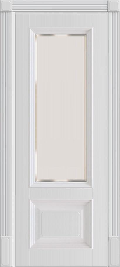 Межкомнатная дверь Nica 15.21 под стекло