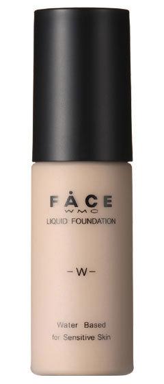 Крем тональный на водной основе Wamiles Face Liquid Foundation W, тон 540, 30 мл