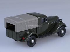 GAZ-61-415 green 1:43 Nash Avtoprom