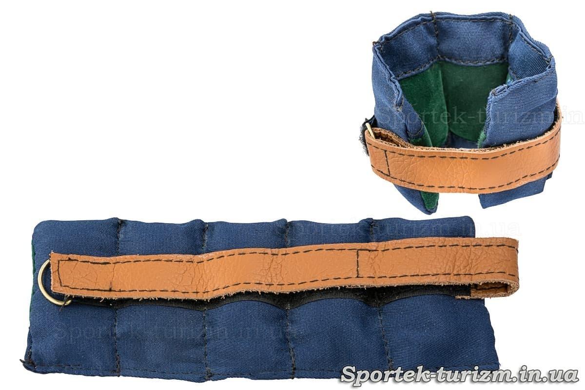 Утяжелители для ног и рук (2 шт по 0.25 кг)