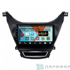Штатная магнитола для Hyundai Elantra Parafar PF360K