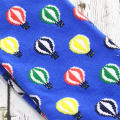 Носки Воздушный шар синие