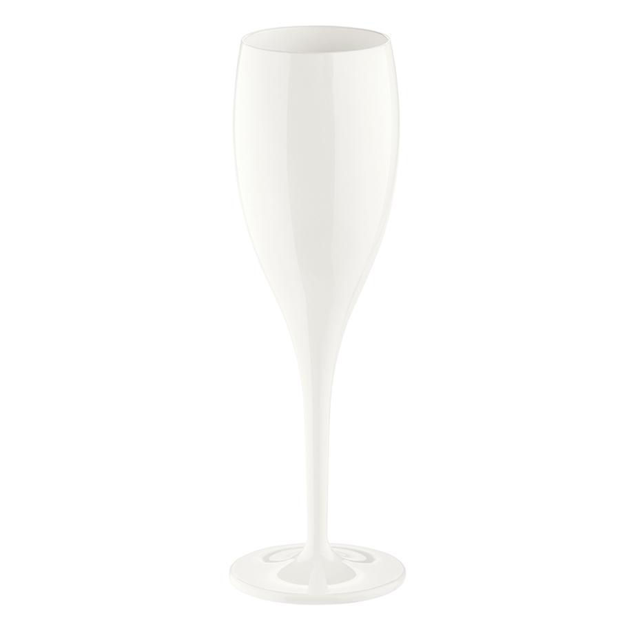Набор бокалов для шампанского 4 шт Superglas CHEERS NO. 1, 100 мл, белый