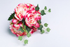 Розово-персиковый букет.