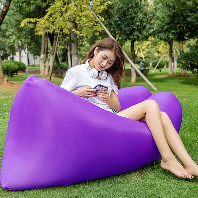 Фиолетовый цветовой вариант гамака