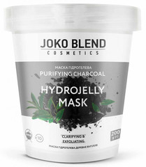 Маска гидрогелевая Purifying Charcoal Joko Blend