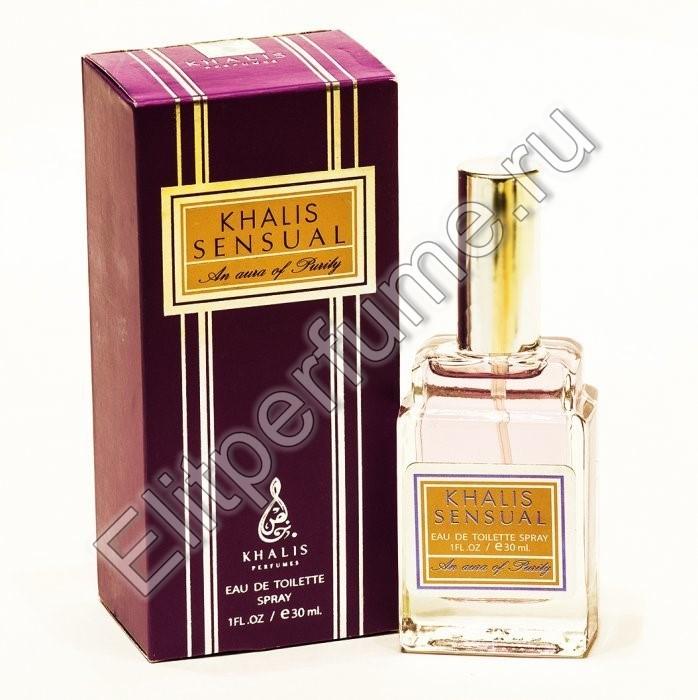 Khalis Sensual Кхалис Сенсуал 30 мл парфюмированная вода от Халис Khalis Perfumes