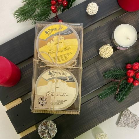 Набор подарочный для тела Облепиха | Chocolatte