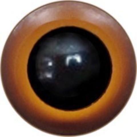 Глаза для игрушек, 22 мм