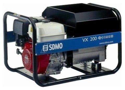 Кожух для бензиновой электростанции SDMO VX200/4H C