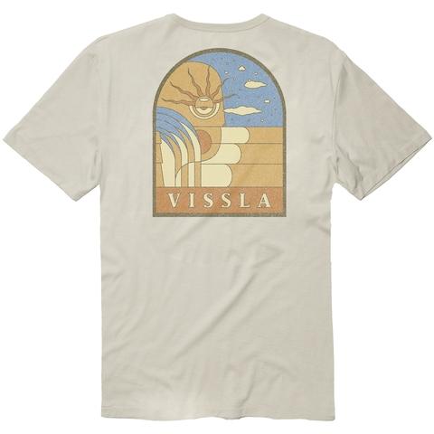 VISSLA Secret Society Tee