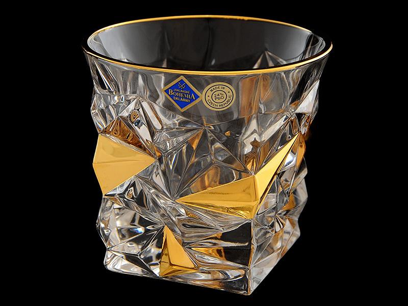 Набор стаканов для виски «Glacier» хр