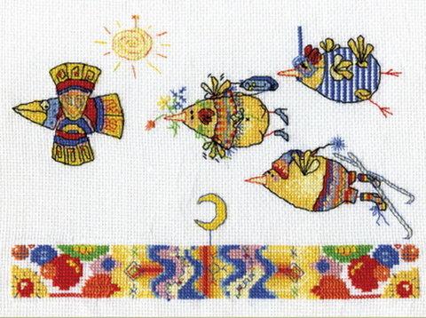 ВК-0617 На отдых в Курляндию