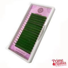 Ресницы Enigma цветные,микс 16 линий