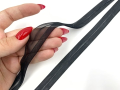 Бейка для бюста черная 15 мм