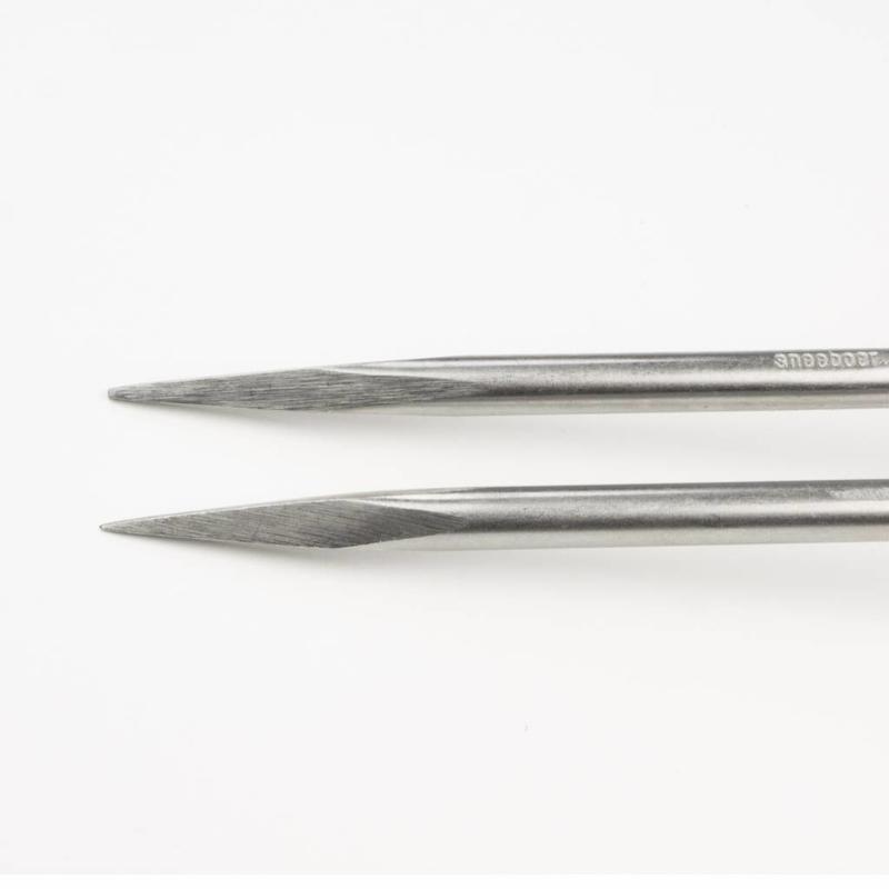 Малая прополочная вилка Sneeboer 2 зубца черенок из ясеня