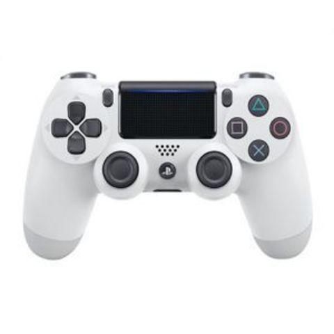 PS4 Беспроводной контроллер DualShock 4 (белый, CUH-ZCT2E: SCEE)