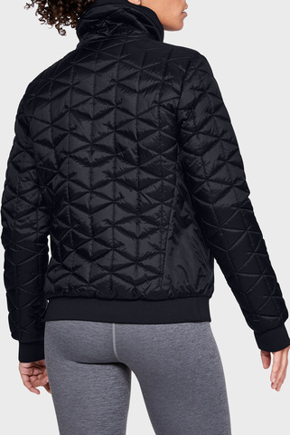Женская черная куртка CG Reactor Performance Jacket Under Armour
