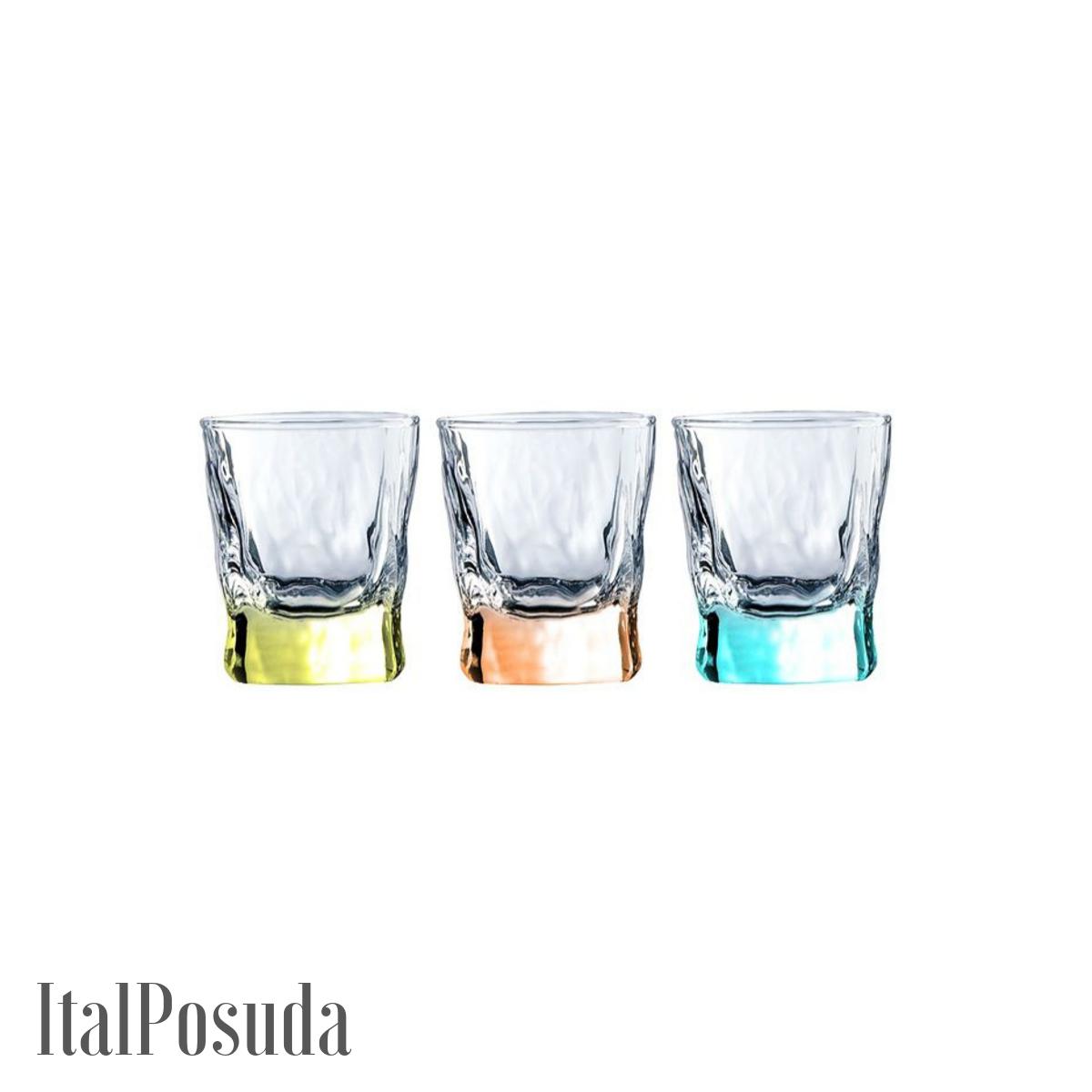 Набор стаканов Luminarc Icy (Айси), 3 шт P6171