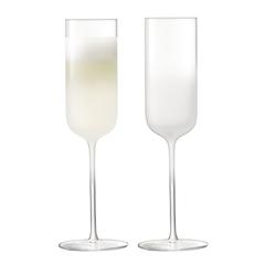 Набор из 2 бокалов-флейт для шампанского Mist, 225 мл, фото 1